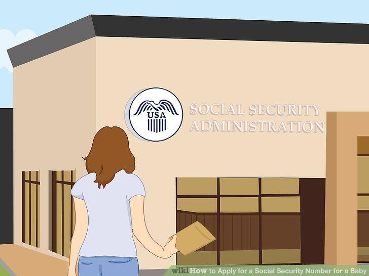 Bringen Sie die unterstützenden Informationen zu Ihrem nächstgelegenen SSA-Büro.