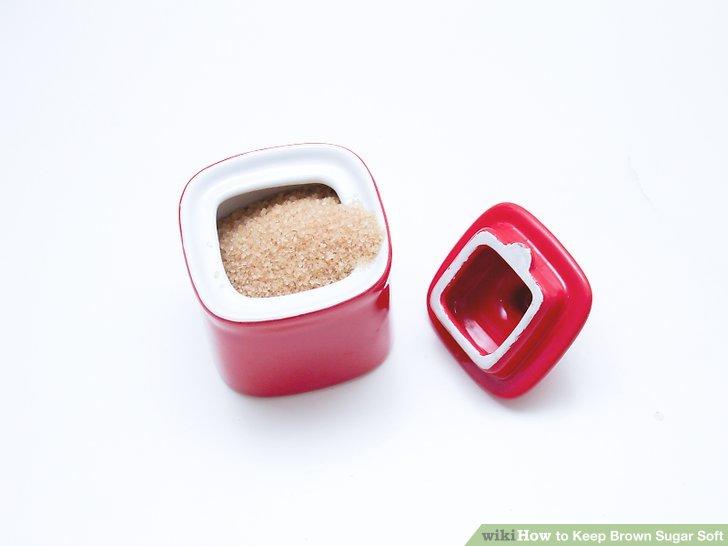 Use a terra cotta sugar saver.