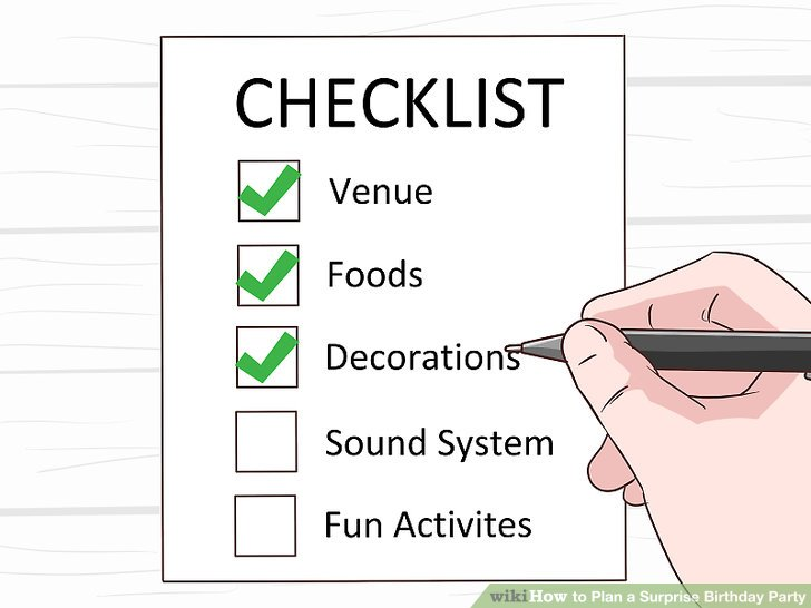 how to plan a