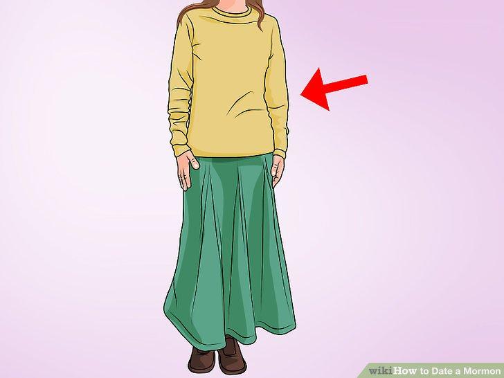 Dress modestly.
