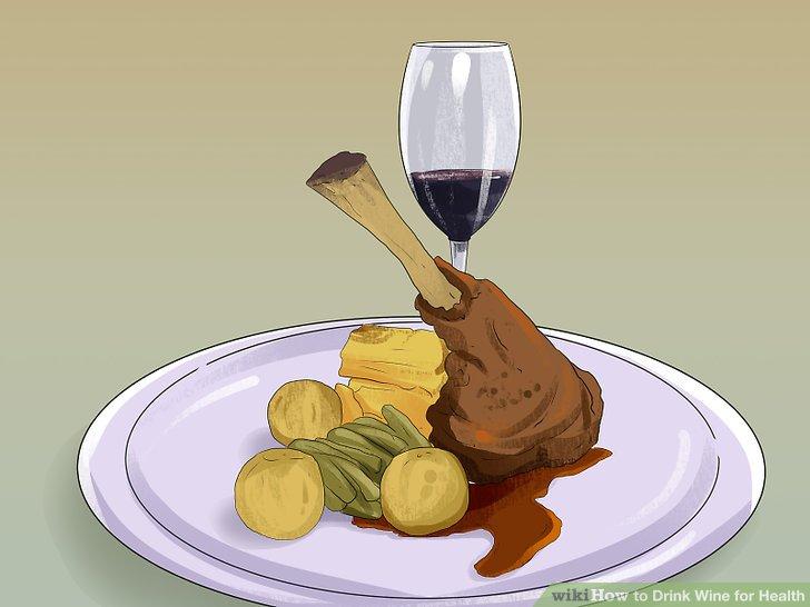 Vermeiden Sie es, auf leeren Magen zu trinken.
