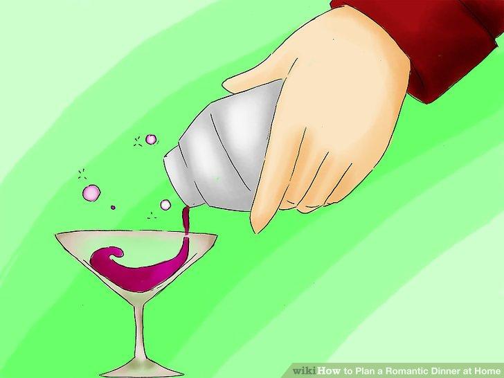 Wähle deine Getränke sorgfältig aus.
