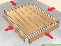 How to Make a Coffee Table: 15 Steps (with Pictures) - wikiHow