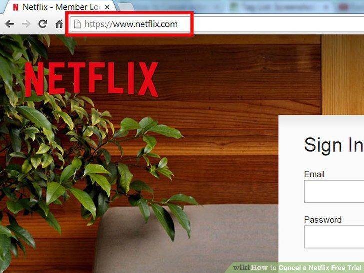 Gehen Sie zu Netflix.