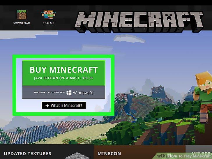 Wie Ist Es Gemacht Wie Zu Spielen Minecraft - Minecraft pc spiele