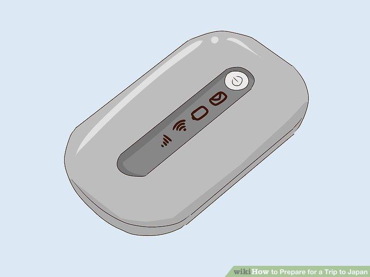 Mieten Sie einen tragbaren WLAN-Hotspot oder eine SIM-Karte.