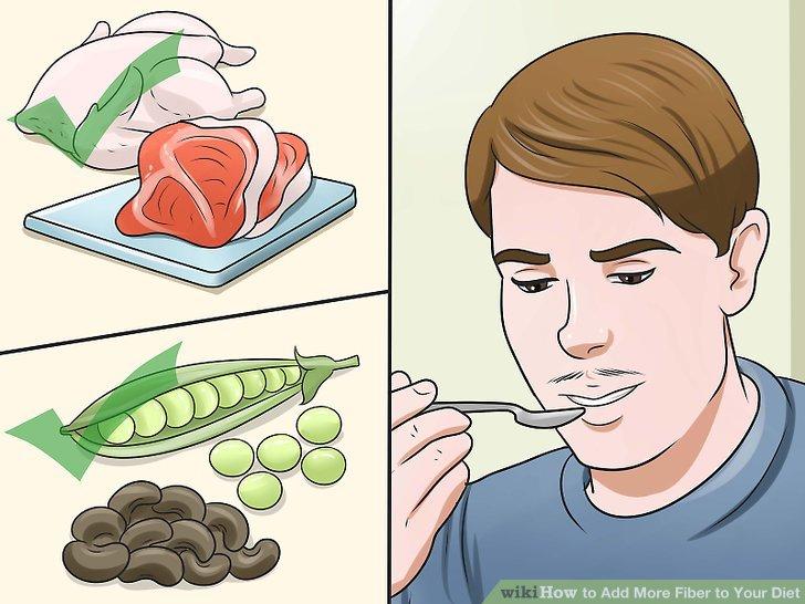 Variieren Sie Ihre Proteinquellen.