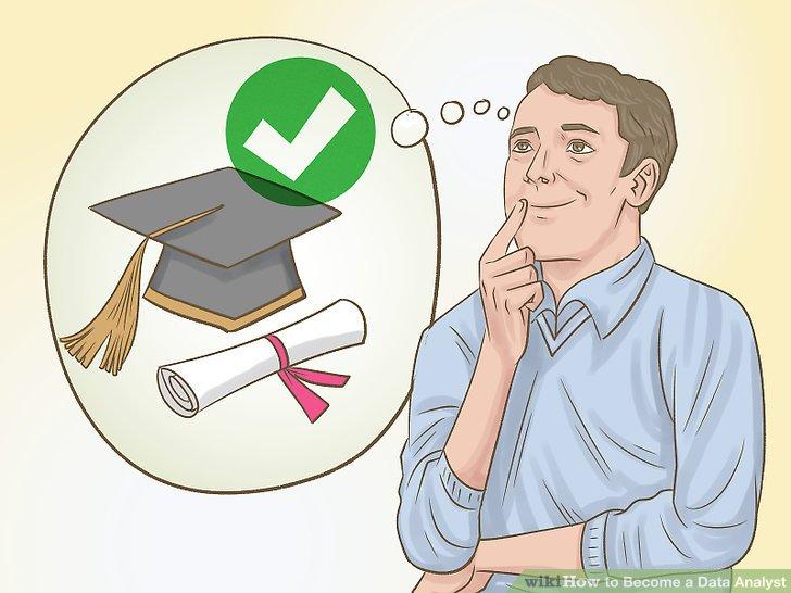 Entscheiden Sie, ob Sie einen Master- oder Doktorgrad erwerben möchten.