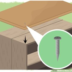 Make A Kitchen Island Ikea Sink 4 Ways To Wikihow Image Titled Step