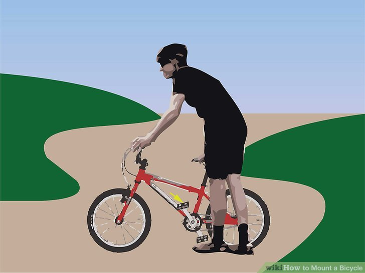 Positionieren Sie das linke Pedal in der Position 10:00 (wie bei einer Uhr).