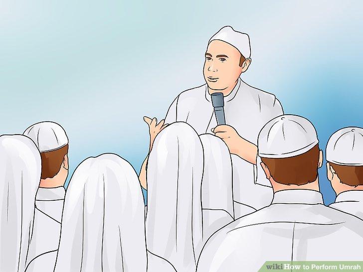 Erwägen Sie die Teilnahme an Umrah / Hajj-Seminaren in Ihrer Gemeinde.
