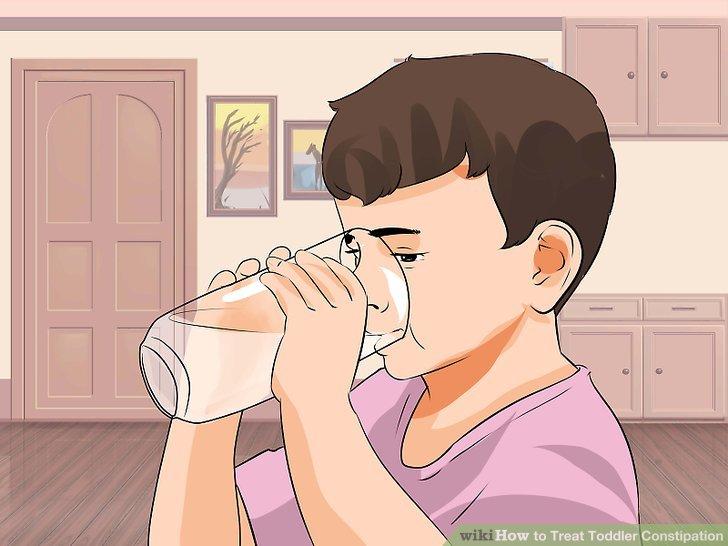 Hydratiere dein Kind.