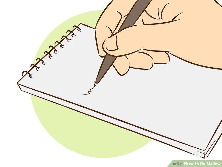 Führen Sie ein Tagebuch.
