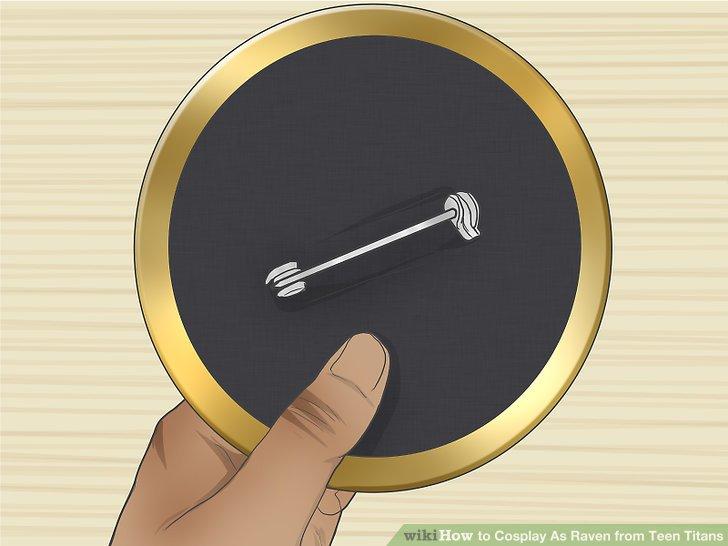 Verwenden Sie einen Ihrer Edelsteine, um die Brosche herzustellen.