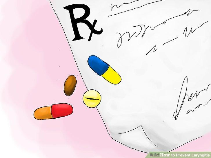 Nehmen Sie die Medikamente wie angewiesen ein.