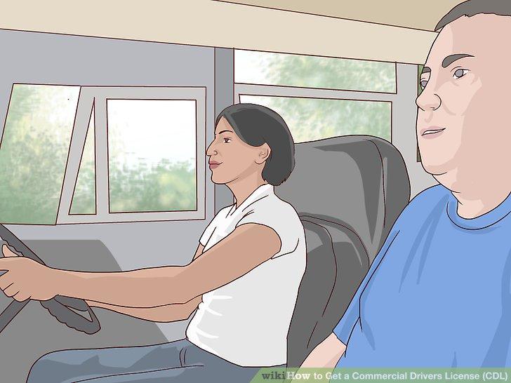 Üben Sie mit einem betreuenden Fahrer.