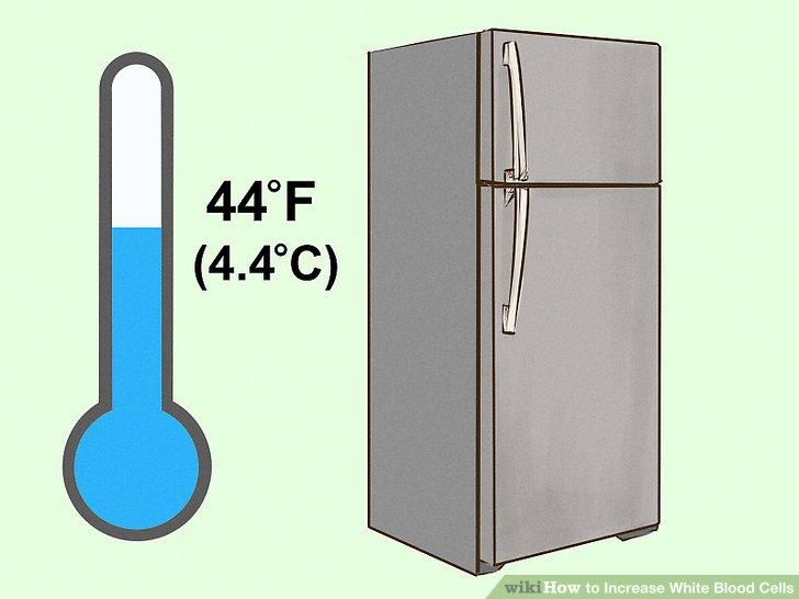 Verwenden Sie sichere Kühlmethoden.