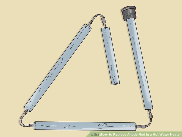 Für die Ersatzstange benötigen Sie eine segmentierte oder flexible Stange.