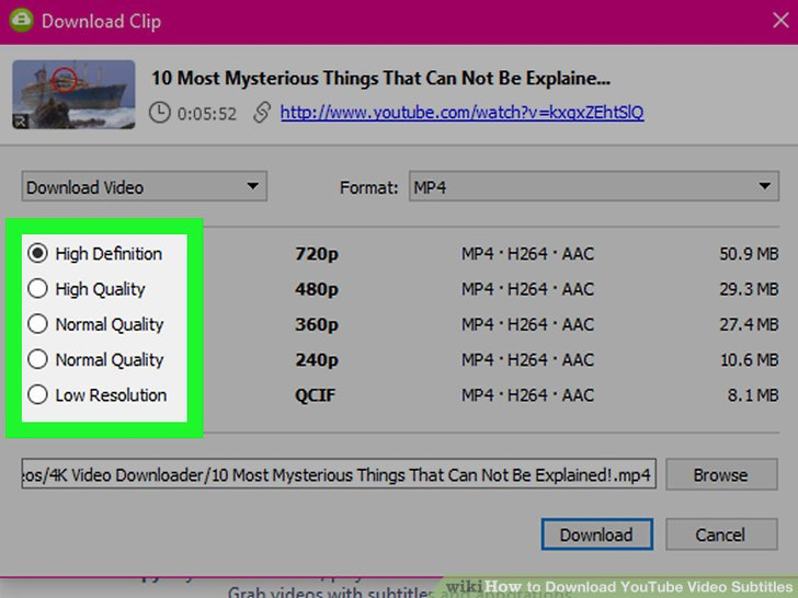 How to Download YouTube Video Subtitles: 14 Steps (with Pictures)