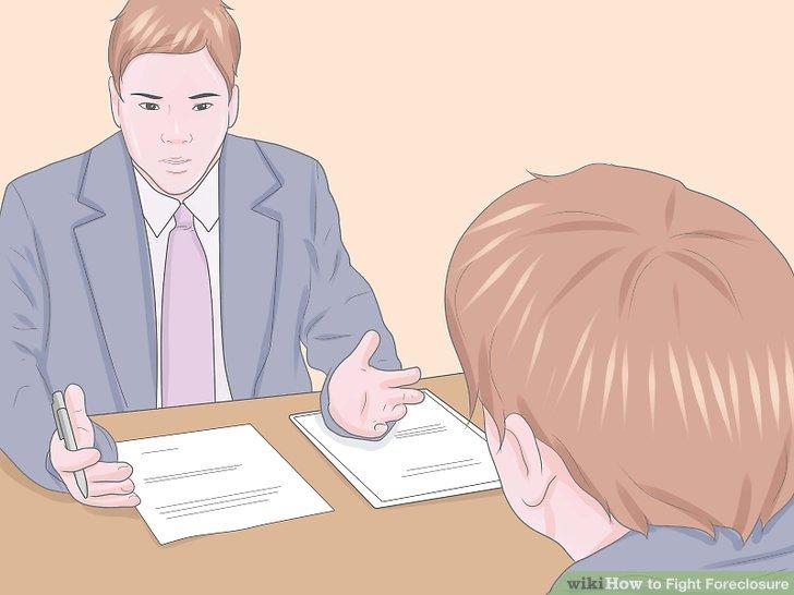 Wenden Sie sich an den Kreditgeber und erklären Sie Ihre Situation.