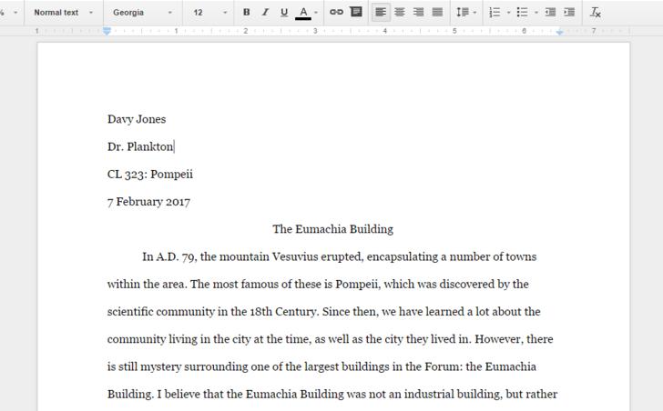 How To Write An Extemporaneous Speech From An Academic Paper