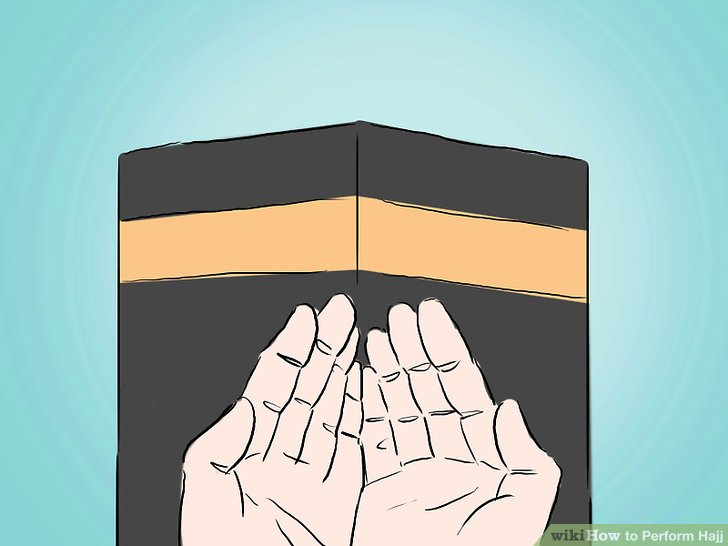 Be sure you are ready to perform the Hajj.