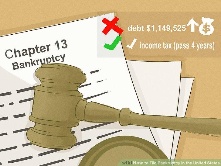 Bewerten Sie Ihre Berechtigung zur Insolvenz von Kapitel 13.