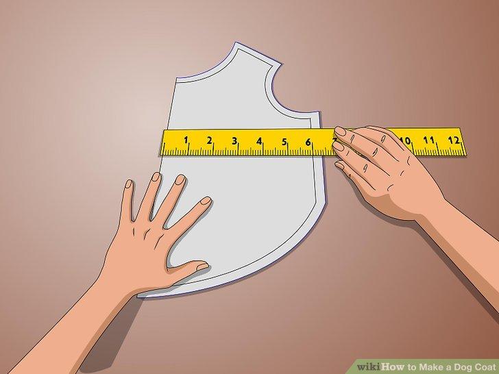 Verdoppeln Sie die Breite des Fellmusters.