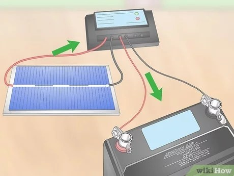 How To Make A Small Solar Panel 15 Steps With Pictures