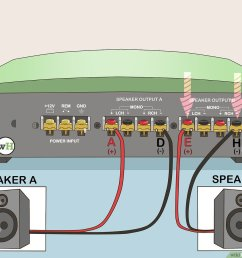 multi amp car audio wiring wiring diagrams konsulthow to bridge an amplifier 7 steps with [ 1200 x 900 Pixel ]