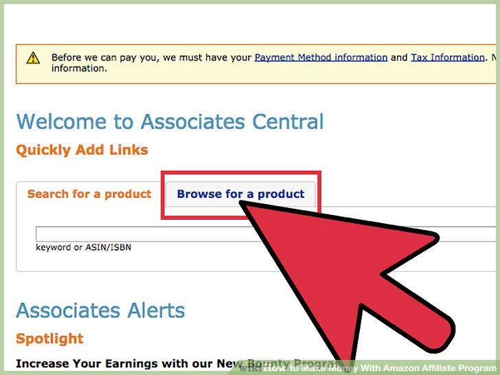 Wählen Sie einige Produkte aus, die Sie in Ihre Blog-Posts integrieren möchten.