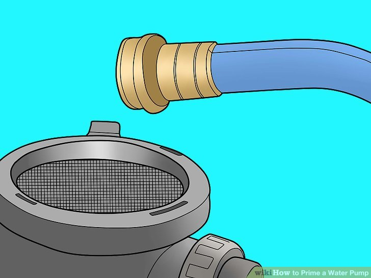 well pump not priming 1989 toyota pickup fuel wiring diagram how to prime a water 12 steps with pictures wikihow image titled step 5