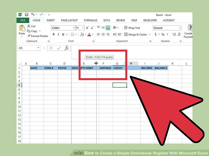 simple checkbook register excel muco tadkanews co