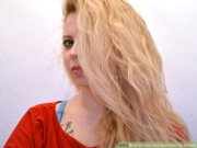 curly emo hair school