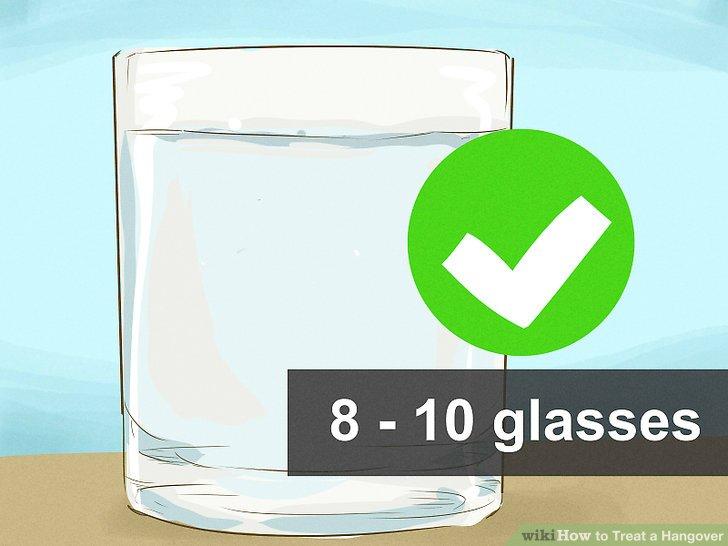 Su iç.