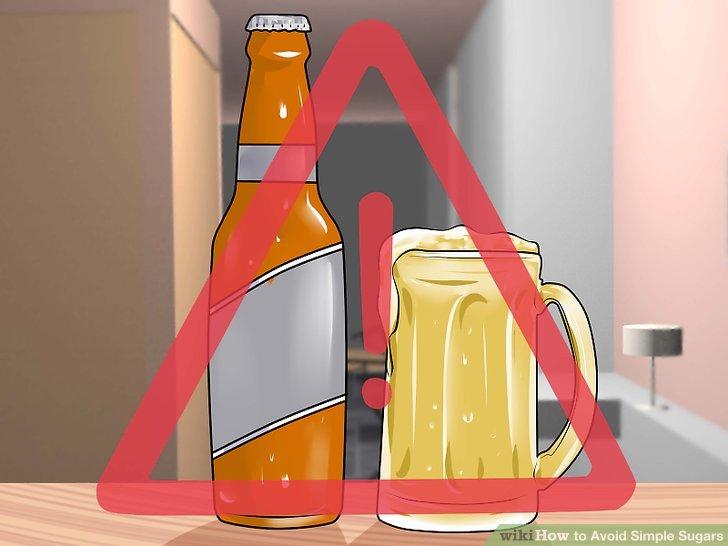 Überspringen Sie den Alkohol.