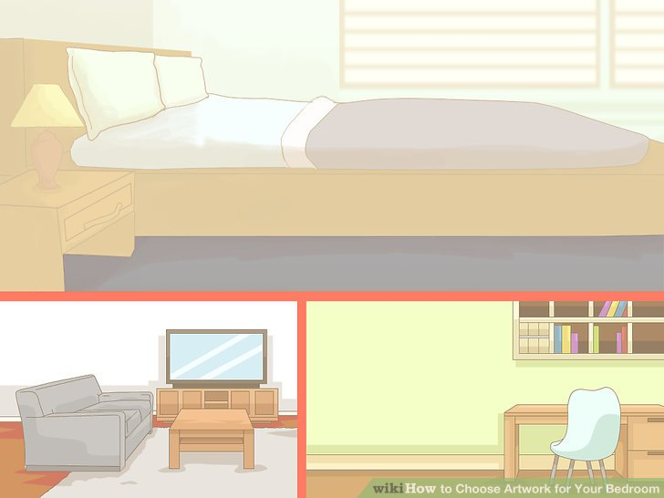 Consider repainting your bedroom walls.