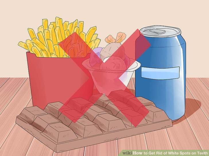 Avoid foods and drinks that damage your teeth.