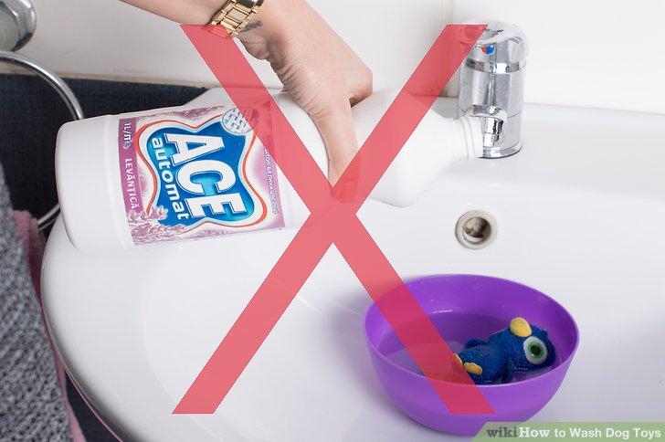 Do not use bleach.