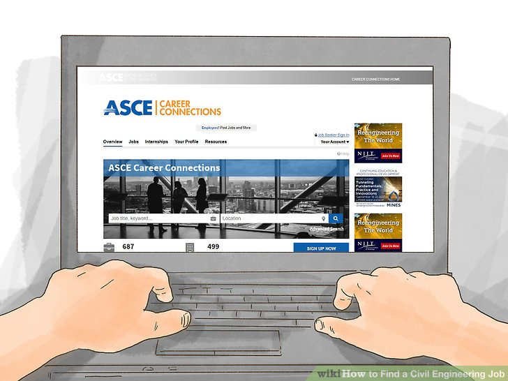Check the ASCE Career Connection page.