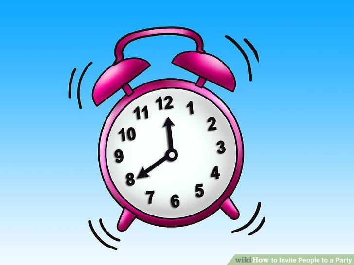 Wenn Ihr Gast kein sofortiges Ja oder Nein geben kann, legen Sie eine Uhrzeit für den Rückruf fest.