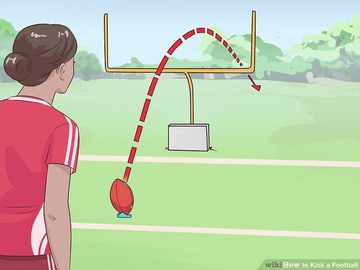 Visualisieren Sie die Bahn des Balls.