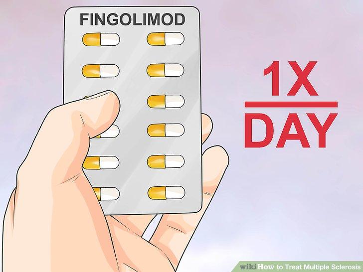 Try fingolimod.