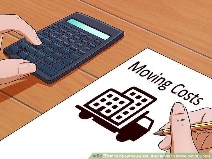 Calculate moving costs.