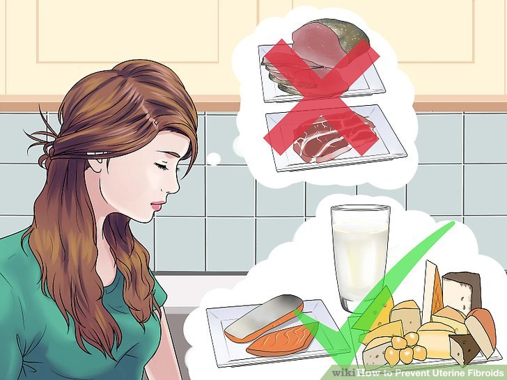 Erwägen Sie, Ihre Ernährung zu ändern.