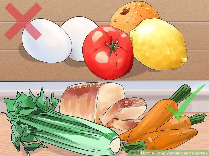 Essen Sie mehr Ballaststoffe.