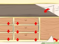 How to Distress Cabinets (with Pictures) - wikiHow