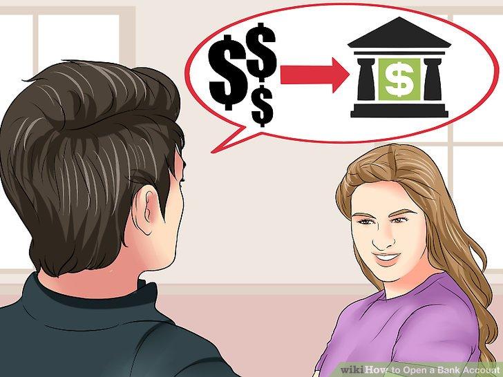 Set up a direct deposit to make maintaining a balance simpler.