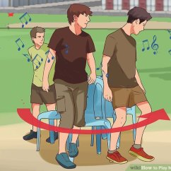 Chair Dance Ritual Song Ikea Plastic Chairs How To Play Musical 11 Steps With Pictures Wikihow Image Titled Step 4