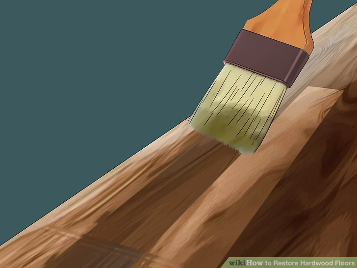 How to Restore Hardwood Floors with Pictures  wikiHow